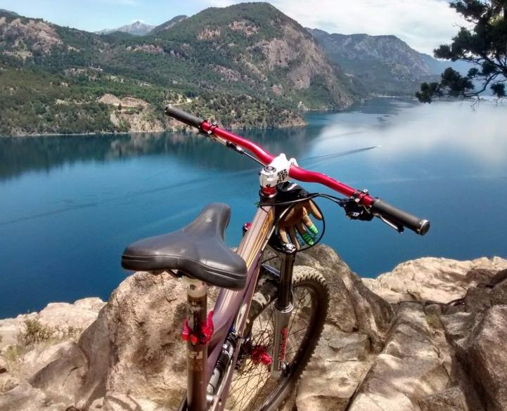Mountain Bike en San Martin de los Andes - Mirador Bandurrias